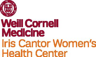 WeillCornellMedicine_IrisCantorWomensHealthCenter_logo